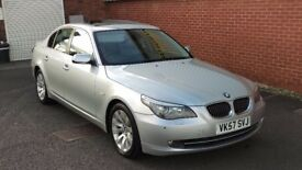 BMW 525d SE LCI Facelift Automatic Fully Loaded SATNAV Remapped Immaculate Car PX Audi Mercedes VW