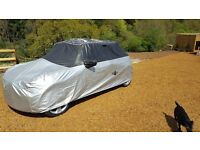 Mini car cover used in good condition