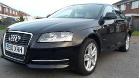 Audi A3 2010 1.6 tdi £20 tax reliable