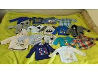 Big baby boy bundle 3-6,6-9