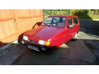for sale with 1 years mot