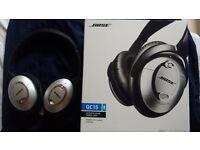 Bose Quiet Comfort 15 - Acoustic noise cancelling