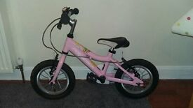 "ridgeback minny 12"" girls bike"