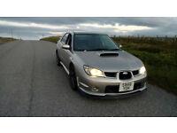 2007 Subaru WRX Hawkeye Fresh MOT No Advisory