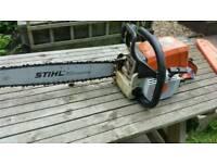Stihl 039 chain saw