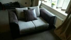 2 seater sofa in almost new condition