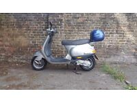 Vespa 50cc - just serviced and 12 month MOT