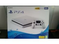 PS4 brand new unopened 1 controller + destiny 2