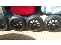 BMW 5 Series alloy wheels and tyres