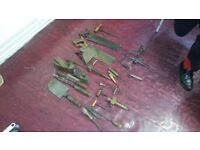JOB LOT HAND TOOLS AS SEEN IN PIC (MAKE ME AN OFFER)