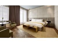 Lavish hotel in Central London - Two night stay for two with B&B for only £700 **worth £1000**