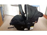 Mothercare Black Baby Car Seat