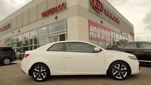 2013 Kia FORTE KOUP 2.4 SX Luxury 6sp Sporty Ride!