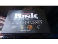 Take over the Iron Throne! RISK GoT Edition, used only once (Belfast City Centre)