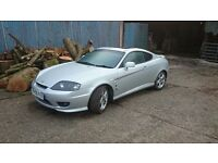 Hyundai Coupe 2006 Not Starting Offers Accepted