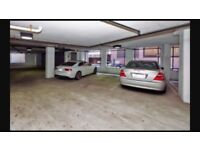 SECURE COVERED PARKING - Very close to London Central Mosque & Royal College of Obstetricians