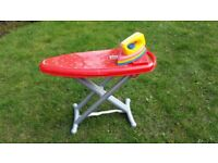 LOVELY CHILDS PLASTIC PLAY IRONING BOARD from PRETEND PLAY
