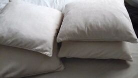 As new cushions