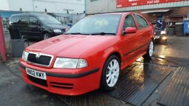 SKODA OCTAVIA VRS (02PLATE) FULL SERVICE HISTORY, UNMOLESTED EXAMPLE NEEDS TO GO ASAP