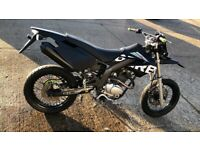 road legal Derbi, SENDA BAJA 125, 2016, 124 (cc)
