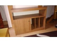 TV unit cabinet stand, furniture with drawer