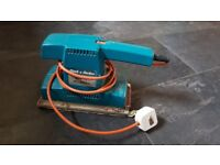 Black & Decker Power Electric Sander Perfect Working Order