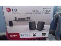 3D BLU-RAY player home cinema system