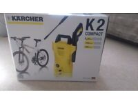 Karcher K2 Pressure washer. Brand new and box never opened