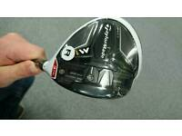 Taylormade m1 3 hl wood