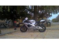 Arpilia Rsv Mille Swap? Come With Complete Spare Fairings