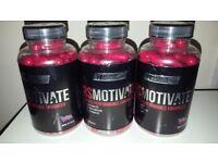 Rathote Supplements RS Motivate pre-workout 120 Caps