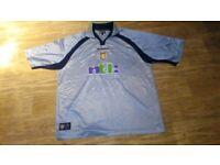 370c682883f aston villa diadora football shirt NTL XXL 50 52