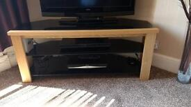 Corner Tv unit and side table