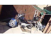 Motorbike HYOSUNG GV 125