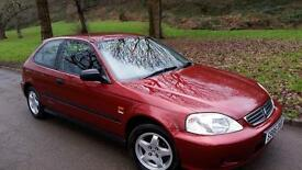 Honda Civic Ej9 1.4 facelift mint condition