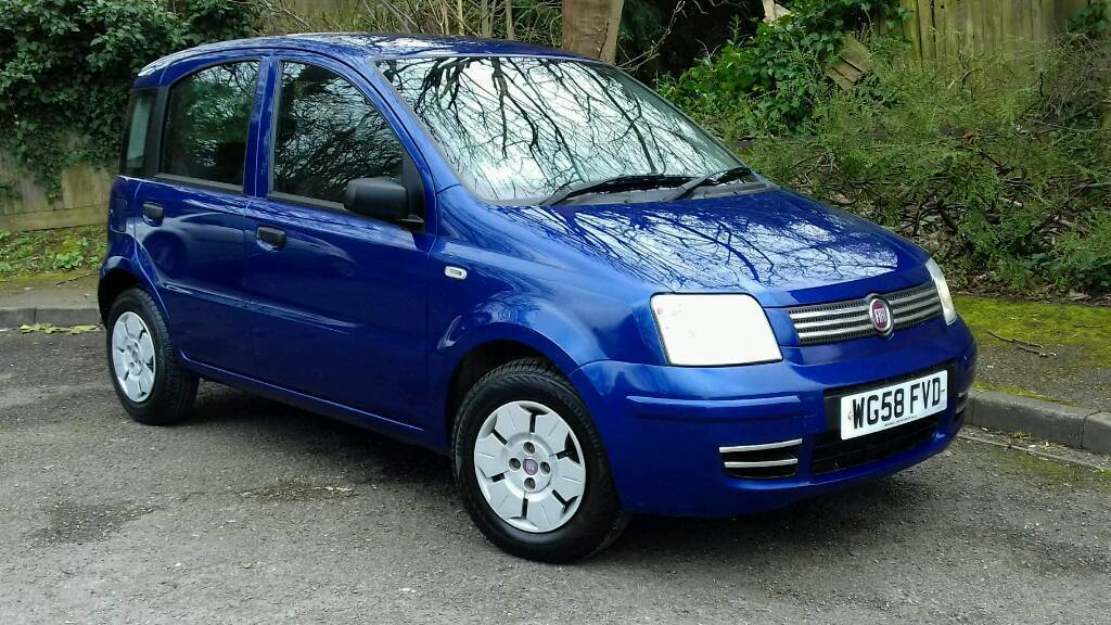 2009 fiat panda 1 1l long mot clean car in croydon. Black Bedroom Furniture Sets. Home Design Ideas