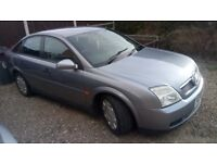 vauxhall vectra 54 plate