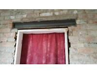 Ibeam RSJ beam door lintel girder