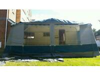 Sovereign by isabella caravan awning