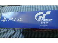 "brand new PSP4 + game ""Grant turismo"""