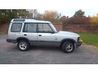 Land rover discovery TDI XS model 96/96