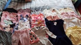 Girls sizes 3-4 bungle of clothes.