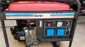Generator clark fully working