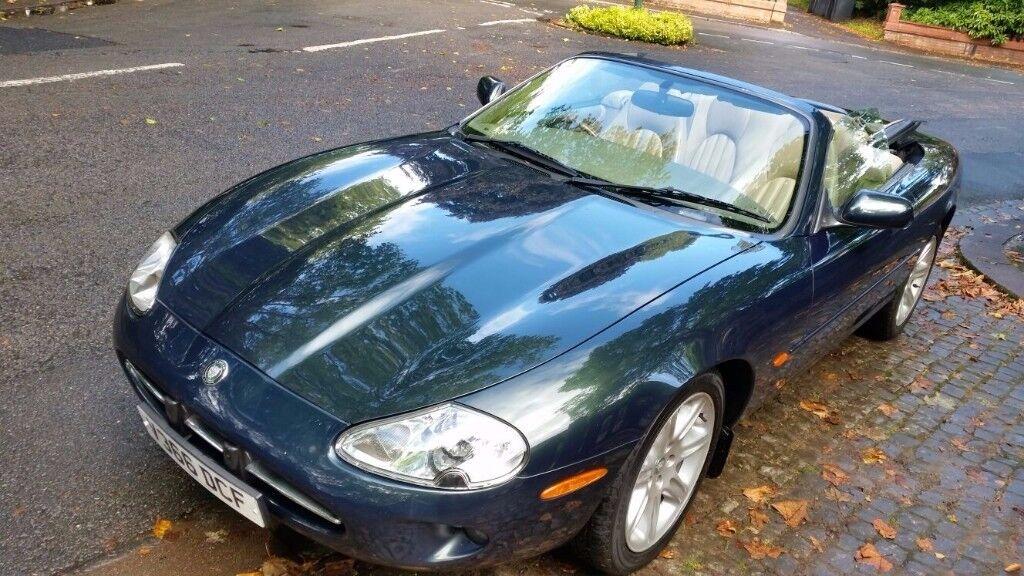 1999 Jaguar Xk8 Convertible 87000 Miles Only Future Clic Drives Nice Bargain Price
