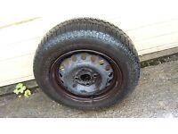 GM / Vauxhall 13inch wheel, Astra, Corsa,Meriva
