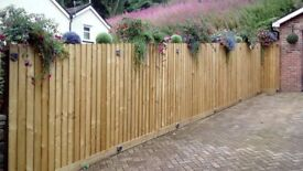 R N P Fencing Specialists Caerphilly