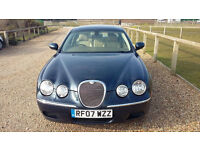 JAGUAR S TYPE 2.7 D SE AUTOMATIC..TURBO/DIESEL..2007..FULLY LOADED MODEL