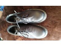 NEW DR MARTENS INDUSTRIAL with iron on the top, only 28£!!!! size 11