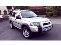 2006 LAND ROVER FREELANDER FREESTYLE TD AUTOMATIC ESTATE, F/S/H, CLEAN 4X4