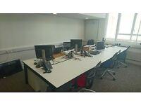 Short Term Flexible office space Kings Cross